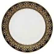 Oasis Black & Gold - Assiette dessert 22 cm
